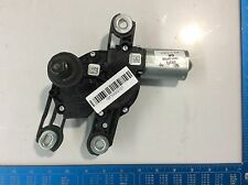 15 16 Volkswagen Golf Rear Trunk Lid Windshield Wiper Arm Motor OEM J