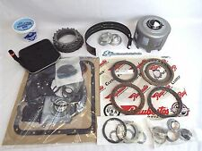 700R4 REBUILD KIT w/ RAYBESTOS RACING PERFORMANCE BLUE PLATE CLUTCHES 88-92