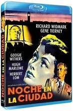 NIGHT AND THE CITY (1950) **Blu Ray B** Richard Widmark