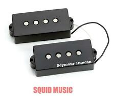 Seymour Duncan SPB-2 Hot Pickup For Precision P Bass Black Increased Output