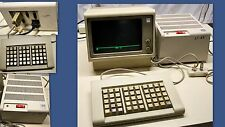 Rare IBM 4704 Computer Terminal Set (Ships Worldwide)