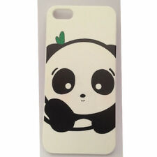 Cute Panda Printed iPhone 5 5s Case for Apple iPhone 5s