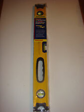 Swanson 24-Inch Magnetic Box Beam Level (Yellow)