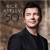 Rick Astley - 50 CD (2016) Excellent Condition