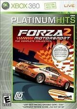 Forza Motorsport 2 - Platinum Hits - Xbox 360 Game Only
