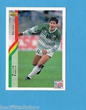 Figurina/CARDS-UPPER DECK 94 -WC USA 94- n.182- RAMALLO - BOLIVIA