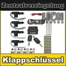Zentralverriegelung Klappschlüssel Funk VW Passat 3B, 3BG, 3C, Phaeton, T5 Bus