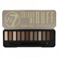 W7 Color Me Buff Natural Nudes Eye Colour Palette # BRAND NEW
