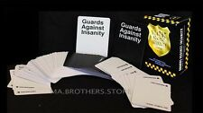Cards Against Humanity Expansion Guards Against Insanity Party Game Naughty Pack