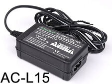 AC Power Adapter Charger for Sony DSC-S30 DSC-S50 DSC-S70 DSC-S75 DSC-S85 Camera