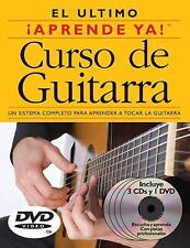 Curso de Guitarra Set by Ed Lozano (2007, CD / Paperback)