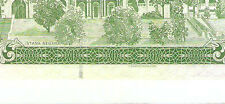 Offer  Malaysia Ahmad Don 7th sr. banknote $5 canadian printer very  nice !
