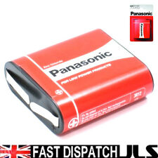 MN1203 PANASONIC 4.5V Battery 3LR12 1289 LANTERN Battery 3R12 3R12RZ/1BP