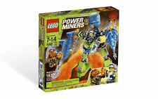 8189 Magma Mech lego set NEW power miners legos retired