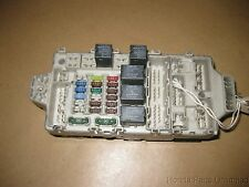 00-05 Mitsubishi Eclipse OEM indash fuse w/ box theft locking module MR587195