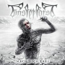 Finsterforst - Mach Dich Frei CD 2015 limited digipack folk metal Napalm Records