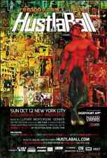 Rentboy.com Collectable Framable Artwork High Quality Matte Hustlaball NY Poster