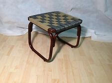 Original Thonet Hocker Josef Frank um 1920 !Restauriert!