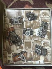 C.R. Gibson Scrapbook Collectibles Vintage Camera Design Archival Grade Album
