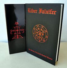 Liber Falxifer 1 Ixaxaar TOTBL Sitra Achra Grimoire Satanic Occult Rare 2nd Ed