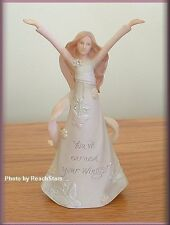 CONGRATULATIONS MINI ANGEL BY ENESCO FOUNDATIONS 5 INCHES FREE U.S. SHIPPING