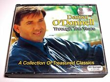 cd-album, Daniel O'Donnel - Through The Years, 4CD