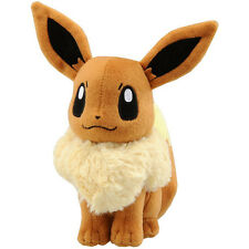 New Cute Small Pocket Monster Eevee Plush Toys Soft Stuffed Doll Gift 20cm