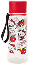 Sanrio Hello Kitty Apple Water Bottle