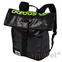 adidas Originals Gym Bag Unisex New Sports Courier Shoulder Back Pack Ruck Sack