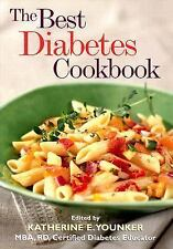 The Best Diabetes Cookbook-ExLibrary