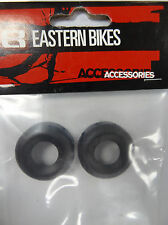Eastern Bikes Alloy Handlebar Bar Ends Savers BMX Park Old School BMX Bicycle