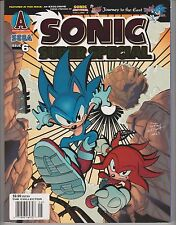 Sonic Super Special Comic Issue 6 2011, THE COLLECTOR.