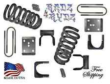 """2004-2014 Ford F150 3""""-5"""" Lowering Springs Drop Coils Axle Flip Kit -"""