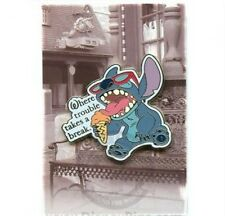 Disney Pin: Where Dreams Come True Card Collection - Stitch Only