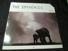 1986 Shankar &  Caroline - The Epidemics LP SEALED Steve Vai ECM 125039