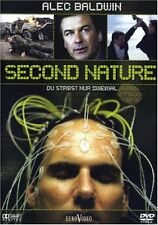Second Nature ( Sci-Fi-Thriller )mit Alec Baldwin, Powers Boothe, Louise Lombard