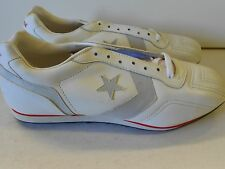 NOS Vtg 80s Converse Turfeater Leather Multi-Field Turf Shoes Mens Size 13 w/Box