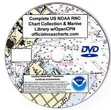NOAA DIGITAL NAVIGATION CHARTS + CHARTPLOTTER/GPS SW