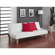 Futon Sofa Bed Futon Bed Convertible Sleeper Lounger Dorm Couch