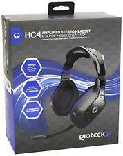 HC-4 Wired Stereo Headset (PS4 / Xbox One / PC)