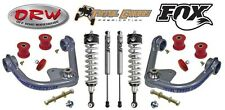 Kit Front & Rear Shocks + Control Arms 07+ Toyota Tundra 985-02-004 980-24-673