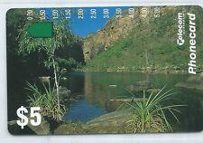 Australia - M76 5 $ Landscape - Kakadu Billabong NEU ** MINT +++