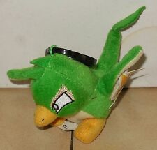 2005 Mcdonalds Happy Meal Toy Neopets Plush Green Pteri