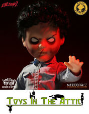 "LIVING DEAD DOLLS EVIL DEAD 2 - 10"" DEADITE ASH ACTION FIGURE (MEZCO EXCLUSIVE)"