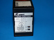 K-Unit Signal Conditioner KVS-6A-F