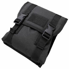 Condor Large Utility Pouch - Black - MA53-002 MOLLE PALS