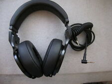 USED Beats by Dr. Dre Pro Detox Limited Edition**BLACK**-FAST SHIPPING!!!