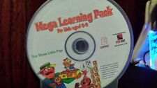 Mega Learning Pack (The Three Little Pigs) Ages 3-9 PC GAME