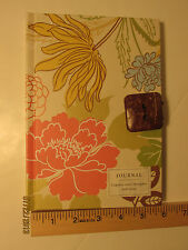 """Journal 160 pages R$12.95 5 3/4  x 8"""" Hallmark  TOG4623 bound ruled pages"""
