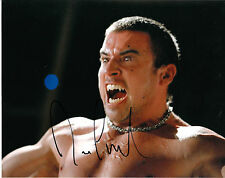 DOMINIC PURCELL SIGNED BLADE TRINITY PHOTO UACC REG 242 ORIGINAL FILM AUTOGRAPHS